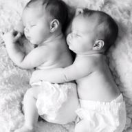 twins, it doesn't end after birth <3