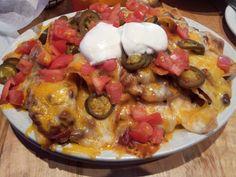 amazing nachos from Logans Road house Tx