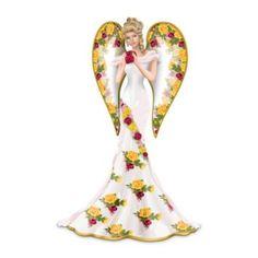 Angel Figurine: Blessing Of The Garden