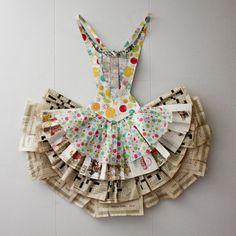 Paper Tutu  (by DanaAAllen)
