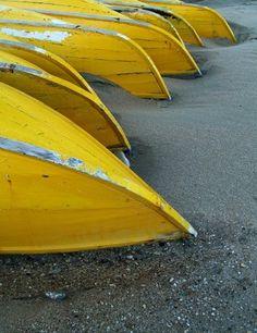 yellow boats~