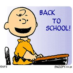 Back to School! back to school