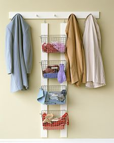 Winter-Wear Organizer