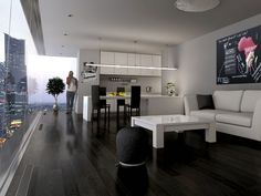 Apartment by StudioBlock
