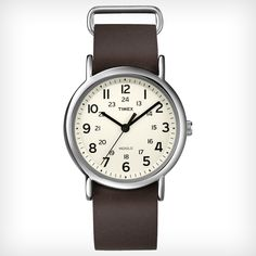 This is the perfect watch when you just feel like being yourself. Mix, switch and trade a spectrum of comfortable genuine leather or washed nylon straps. Make a suit feel less stuffy or simply ...