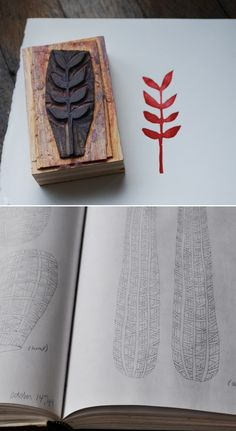 Bookhou Block Print
