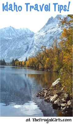 14 Things to See and Do in Idaho! ~ from TheFrugalGirls.com ~ you'll love these fun insider travel tips for your next vacation! #boise #vacations #thefrugalgirls