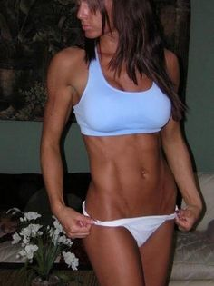 great inspiration to get in shape for summer!