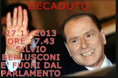 Arrividerci Berlusconi