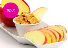 alison sweeney, kid food, healthy snacks, apples, food healthi