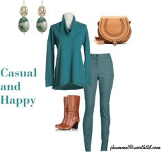 """casual and happy"" by jennihummel on Polyvore"