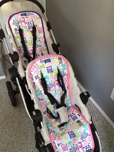 Baby Jogger City Select Seat Covers, anyone interested in sewing some for me??