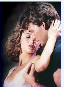 Dirty Dancing, all time fave.