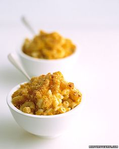 Macaroni and Cheese with Butternut Squash - Martha Stewart Recipes