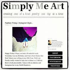 Love my New Blog Design~