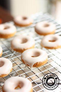 #Vegan #Lemon #Donut #recipe