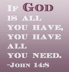 john 148, bible quotes, god quot, faith, christ