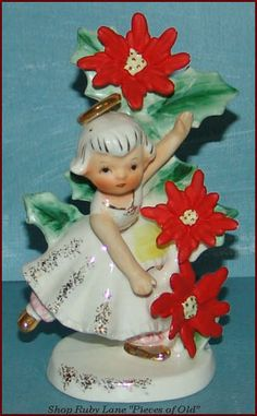 1000+ images about vintage christmas angels on pinterest