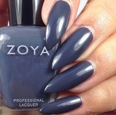 Sassy Paints: Zoya Genevieve: from the Entice Fall 2014 Collection