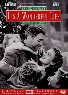 It\'s a Wonderful Life movie dvd cover/ one of my all time favorite movies ever!!!