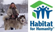 Habitat for Humanity of Huron Valley's very own Office Manager Ruth Sauve is raising money for Habitat homes! To share her passion for helping hardworking families in our community, she began a campaign to raise money for their homes, encouraging her own friends and family to contribute. Ruth's goal is to raise enough money to sponsor a Habitat home! To join Ruth's campaign, follow the link through this picture!
