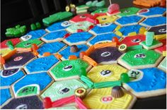 Candy of Catan. I have Insulin for Sugar. Anyone willing to trade for sugar?