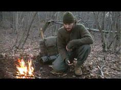 1 Minute Fire Project - Twig Bundle