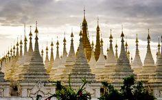 Kuthodaw Pagoda (Mandalay, Burma)