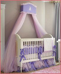 princess nursery bedding