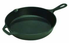 How to Get your Cast Iron Skillet to be Non-stick... Season It!