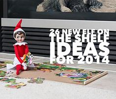 26 Elf of the Shelf