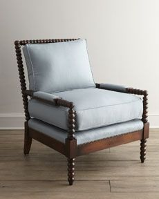 """-3VA6 Old Hickory Tannery """"Ellsworth"""" Spindle-Back Chair"""
