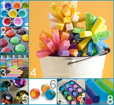 Fun craft ideas for the kiddos