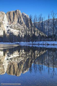 Yosemite National Park; photo by Joe Azure