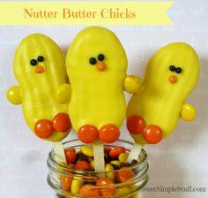 Nutter ButterChicks