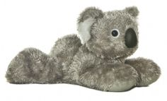 Melbourne the Koala (Mini Flopsie) at theBIGzoo.com, an animal-themed store established in August 2000.