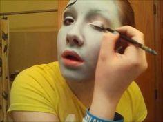 Corpse Bride - Makeup Tutorial