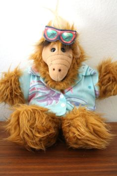 Alf Puppet 1988 by 1SweetDreamVintage on Etsy, $8.00