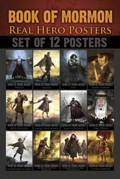 Boy BOM Hero Posters