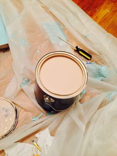 My dining room color is called driftscape tan by benjamin moore. It's a neutral with amethyst undertones. We shall see.