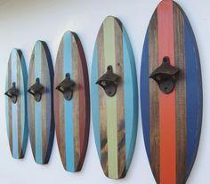 Bottle Popper Surfboard You Choose Colors. via Etsy.