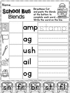 Perfect for beginning of the year review for first grade, this packet covers most math and literacy skills learned by the end of the year in kindergarten. This pack can also be used as assessments to help determine areas where students excel, and areas where they may need improvement. Included are 80 ready-to-use, no prep printables in ink saving black and white. $