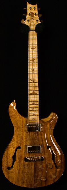 prs - private stock experience - hollowbody II.