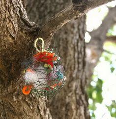 neat idea, camp craft, nest helper, outdoor, bird nests