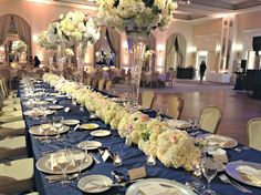 Lauren + Harris Ballroom Reception | @fsdallas