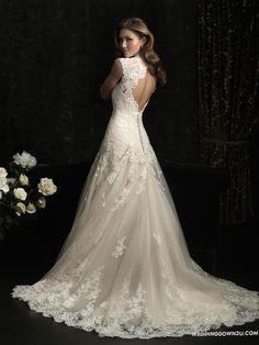 Allure Wedding Dress WWWWWWWWWWOOOOOOOOOWWWWWWWWWW!!!