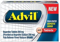 $1.50 off Advil Film Coated Coupon - Hunt4Freebies