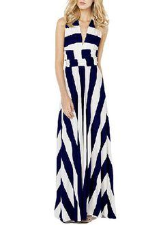 beautiful bold navy stripes