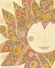 Even the Sun Needs a Nap by ValerieLorimer