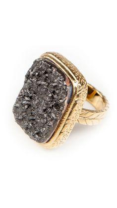 Rectangular Ring by Marcia Moran